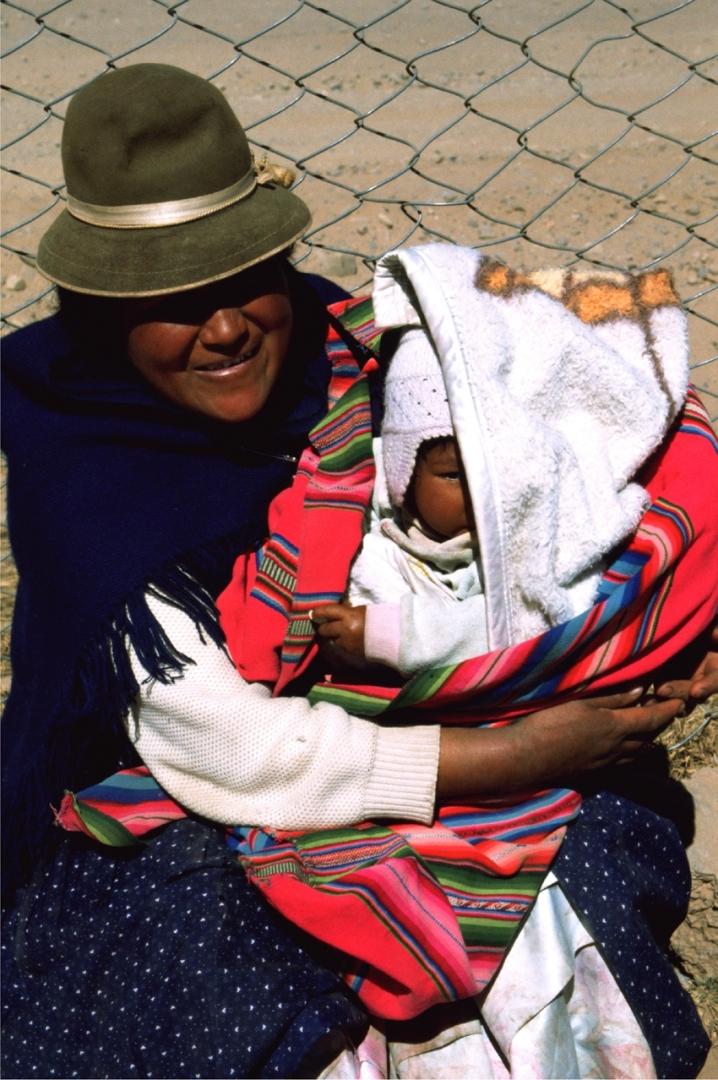 Bolivia 2001 # 04